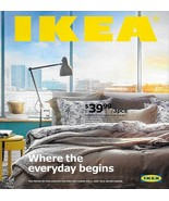 IKEA 2015 home furnishings store catalog magazine - $10.00