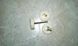 3 PCS Wool Felt Polishing Buffing Drill Grinder Wheel Dremel High Quality - $9.65