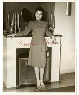 Mapy CORTES Old HOLLYWOOD Fashion 1942 ORG PHOTO G753 - $9.99