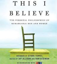 This I Believe : The Personal Philosophies of Remarkable Men and Women - €14,96 EUR