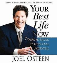 Your Best Life Now : 7 Steps to Living at Your Full Potential by Joel Os... - €14,08 EUR