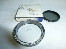 Hoya 55mm Circular Polarizer Filter  55CPL  Made In Japan Used Bin# 1001 55 - $13.96