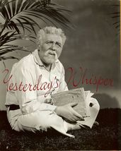 Charles LAUGHTON ORG Ernest BACHRACH Promo PHOT... - $19.99