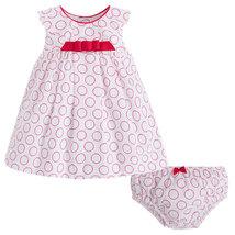 Mayoral Baby Girls Polka Dot Circle Print Dress image 2