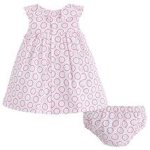 Mayoral Baby Girls Polka Dot Circle Print Dress image 3