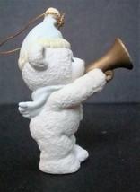 Enesco Chris McEwan 1996 Ornament  Bear with Bugle, no box - $3.99