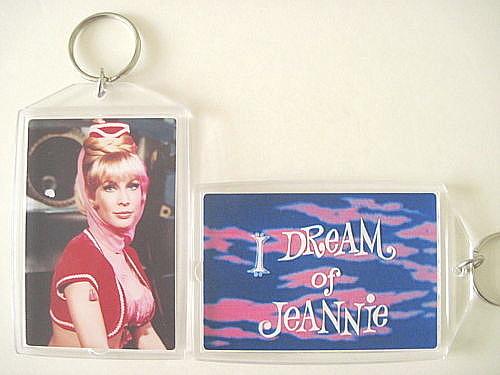 I dream of jeannie key chain bonanza to post