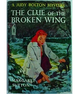 Judy Bolton Clue of the Broken Wing no.29 hcdj ... - $45.00
