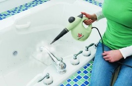 Handheld steam cleaner faucet thumb200
