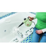 Handheld Steam Cleaner High Pressure Chemical Free Hard Surface Cleaning... - $54.49