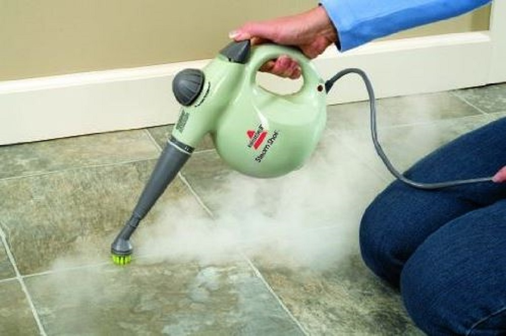 Handheld Steam Cleaner High Pressure Chemical Free Hard Surface Cleaning Tool