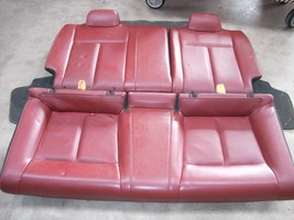 nissan altima coupe red seats