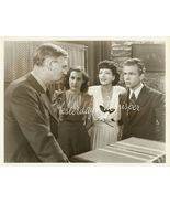 Kay FRANCIS Walter HUSTON Frankie THOMAS ORG PHOTO J96 - $14.99