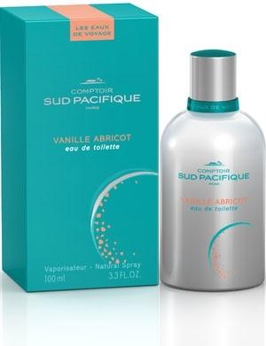 VANILLE ABRICOT by Comptoir Sud Pacifique 5ml Travel Spray Parfum Papaya Aprico