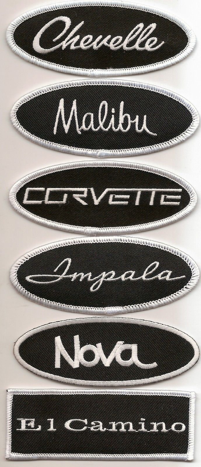 Chevy Ss Chevelle Sewiron On Patch Emblem And 50 Similar Items