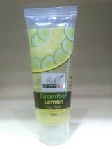 Sri Sri Ravi Shankar Ayurveda Cucumber & Lemon Face Wash 2x60ml Free Shipping - $8.72