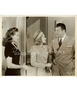 Sexy Janis PAIGE Martha VICKERS Carson Vintage PHOTO - $9.99