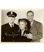 Julie BISHOP Richard TRAVIS Escape CRIME Vintage PHOTO - $9.99