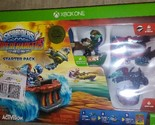 SKYLANDERS SUPERCHARGERS Starter Pack (X-Box ONE) NEW!