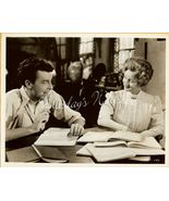 Bette DAVIS John DALL The CORN is GREEN Vintage PHOTO - $9.99