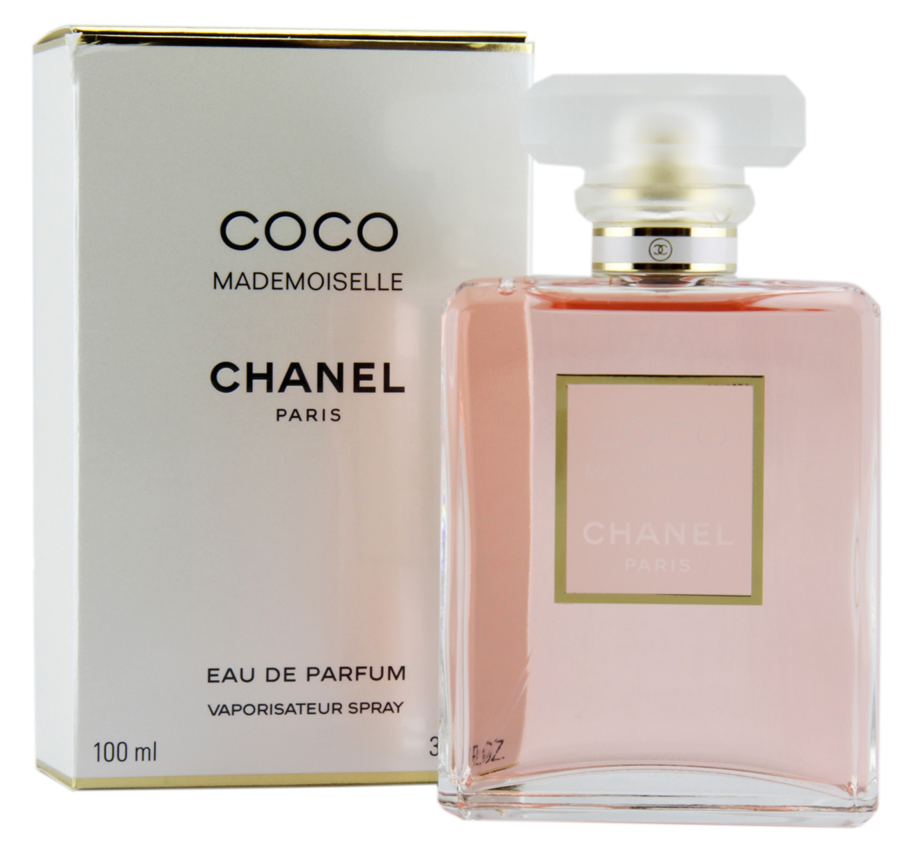 Coco Mademoiselle by Chanel 3.4 oz (100 ml) Eau de Parfum