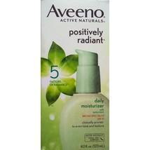 Aveeno Positively Radiant Daily Moisturizer, SP... - $19.86