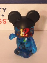 Disney Vinylmation 2012 Series Blue Mickey Mouse Ear Hat Retired Origina... - €20,85 EUR