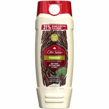 Old Spice Fresher Collection Timber Scent Body ... - $8.14