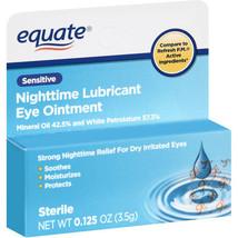 Equate Nighttime Lubricant Sensitive Eye Ointment, .125 oz - $14.95