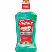 Colgate Total Advanced Pro-Shield Spearmint Surge Mouthwash, 33.8 fl oz - $10.39