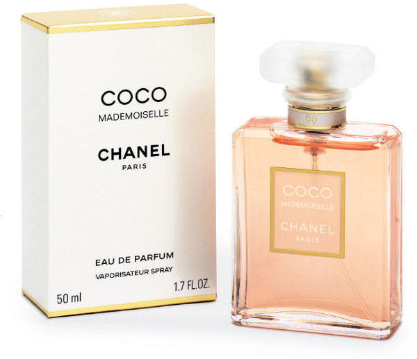 Coco Mademoiselle by Chanel 1.7 oz (50 ml) Eau de Parfum