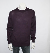 Men's Croft & Barrow Purple HTR Crewneck Sweater Size XL New with Tags - $24.75