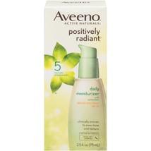 Aveeno Positively Radiant Daily Moisturizer wit... - $21.45