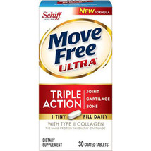 Move Free Ultra Triple Action Joint Supplement, 30 Count - $26.22