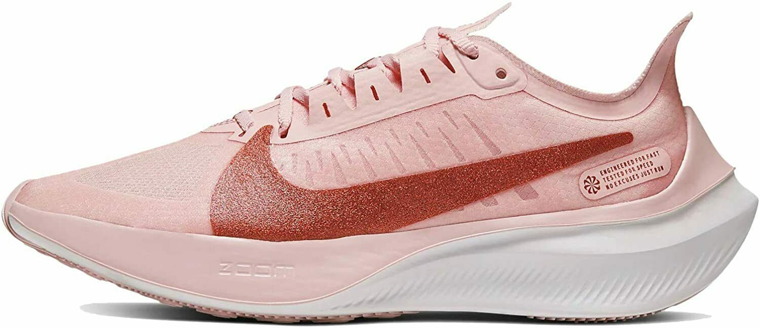 Nike Gravity Running Shoes Women's Size 6 OR 7 CT1192 600 Echo Pink Sneakers NEW - $102.84 - $140.24