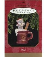 1997 New in Box - Hallmark Keepsake Christmas Ornament - Dad - $1.77