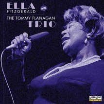 Ella Fitzgerald with The Tommy Flanagan Trio [Audio CD] Ella Fitzgerald - $1.00