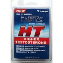 ExtenZe HT Higher Testosterone Dietary Supplement Softgels, 30 count - $57.21