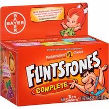 Flintstones Complete Children's Multivitamin Supplement, 60 count - $8.91