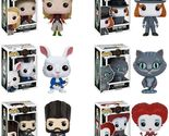 Funko Pop VInyl Disney - Alice in Wonderland Set of 6