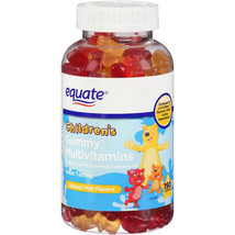 Equate Children's Multivitamin Supplement Gummi... - $12.73