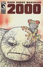 Dark Horse Maverick 2000, Edition# 1 [Comic] [Jul 01, 2000] Dark Horse - $1.00