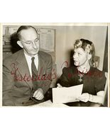 Mrs. Hobart BOSWORTH Runs for CONGRESS ORG PHOTO H778 - $9.99