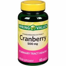 Spring Valley Standardized Extract Cranberry Di... - $17.47