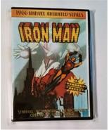 Iron Man 1966 Complete Animated Series 2 DVD Set Free USA Shipping - $13.97