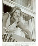 BLONDE Rosemary FORSYTH How Do I LOVE Thee ORG PHOTO - $9.99