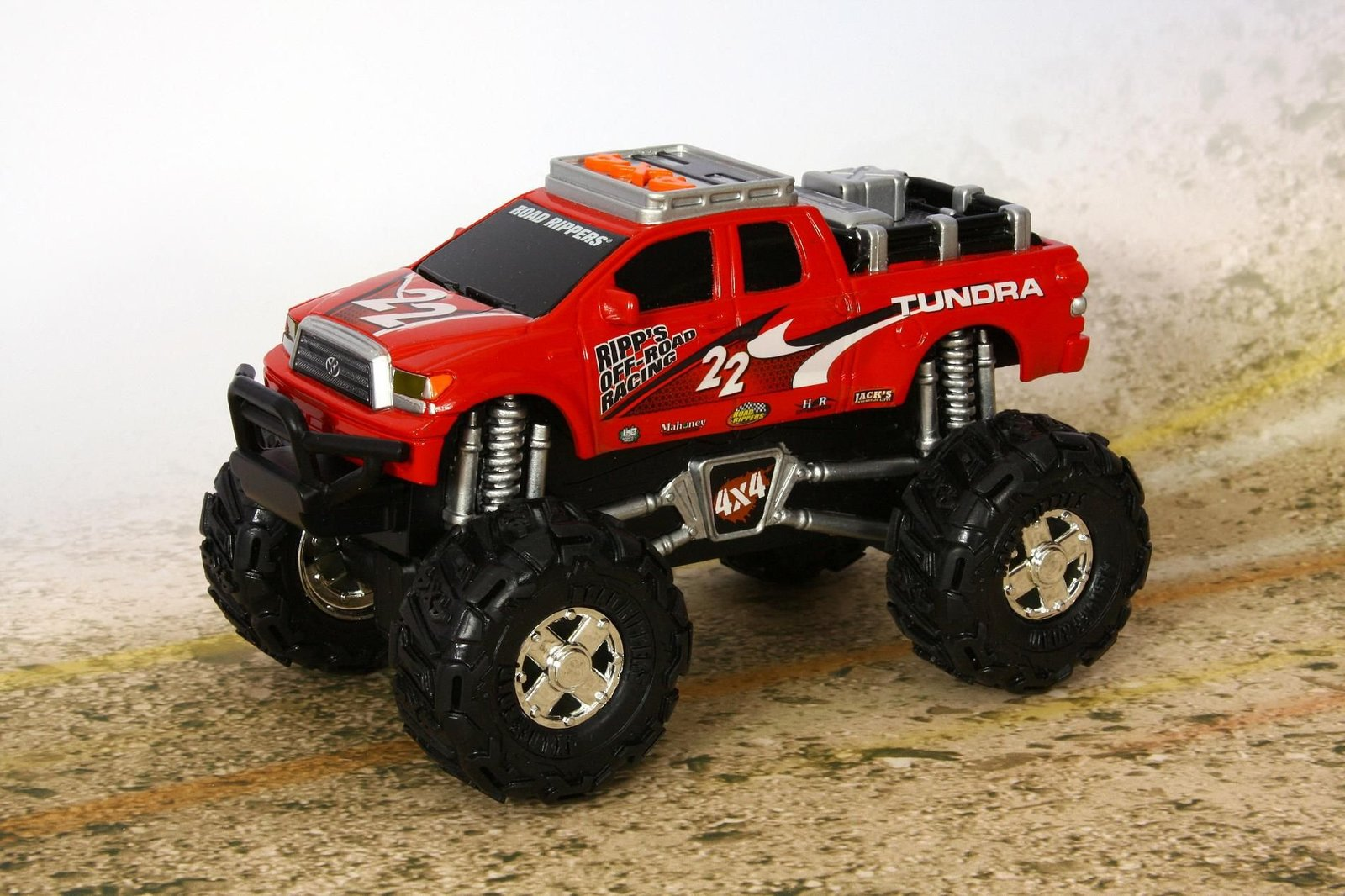 Road Rippers, Off-Road 4x4, Toyota Tundra by Toy State
