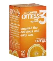 Coromega Brand Omega-3 Supplement- Orange, 90 ct - $42.06