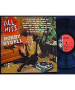 All the Hits / Bobby Rydell [Vinyl] - $4.00