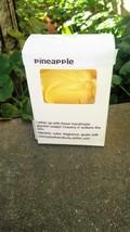 pineapple soap, soap, glycerin soap, handmade s... - $5.50